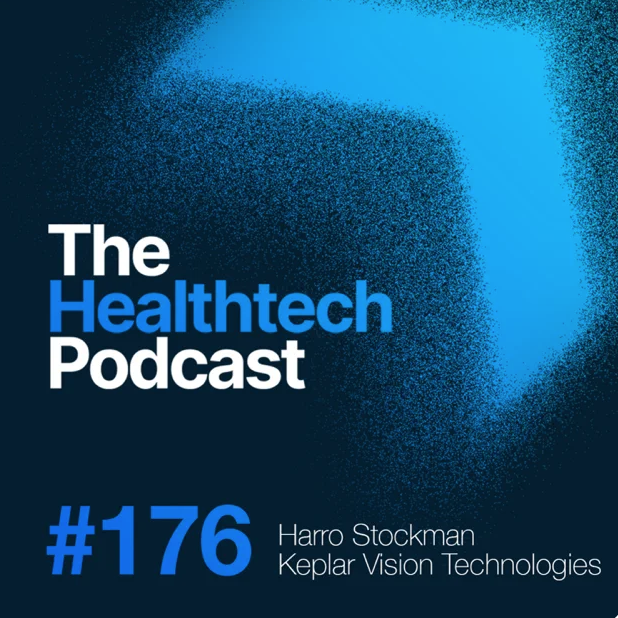 Podcast: Het verhaal van Kepler Vision technologies with CEO Dr Harro Stokman